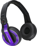Pioneer Professional DJ Headphone (HDJ-500-V Violet)