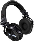 Pioneer Professional DJ Headphone (HDJ-1500-K Black)