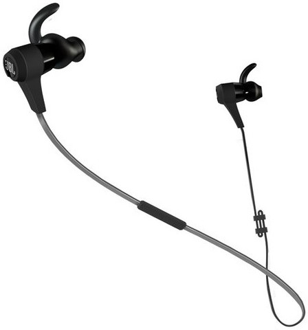 JBL Synchros Reflect BT Bluetooth Sport Headphones (Black)
