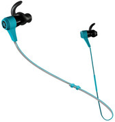 JBL Synchros Reflect BT Bluetooth Sport Headphones (Blue)