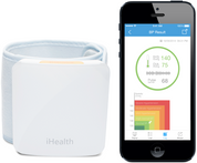iHealth BP7 Wireless Blood Pressure Wrist Monitor for iPhone and Android
