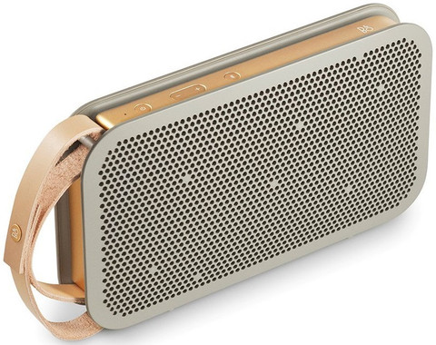 Bang & Olufsen BeoPlay A2 Portable Bluetooth Speaker (Grey)