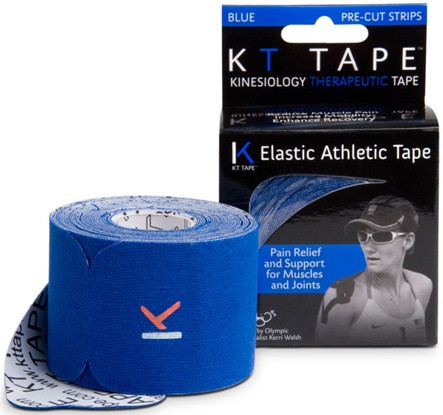 KT Tape Original Cotton Blue
