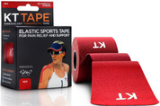 KT Tape Pro Sports Tape (Rage Red)