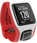 TomTom Multi-Sport Cardio (White/Red)