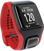 TomTom Runner Cardio (Black/Red)