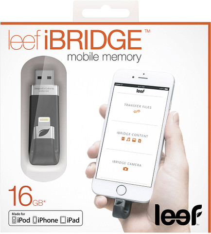 Leef iBridge Mobile Memory (16GB)