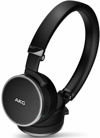 AKG N60NC High Performance Noise Cancelling Headphone