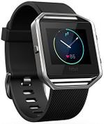 Fitbit Blaze (Black Silver Large)