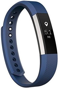 Fitbit Alta (Blue/Silver Small)