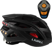 LIVALL BH60 Smart Bluetooth Bike Helmet with free BR100 (Black)