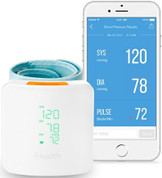 iHealth View Wireless Wrist Blood Pressure Monitor with Display for iOS and Android