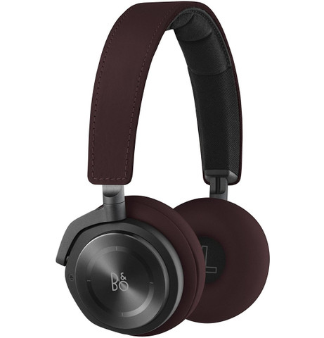 BeoPlay H8 (Deep Red)