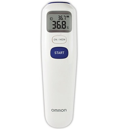 Omron Forehead Contactless Thermometer MC-720