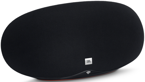 JBL Playlist Wireless Speaker with Chromecast Built-In (Black)
