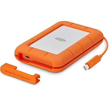 LaCie 2TB Rugged Mobile Storage (USB 3.1 Type C)