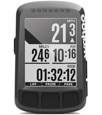 Wahoo Elemnt Bolt GPS Bike Computer (Black)
