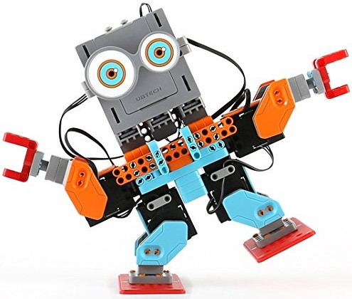 Ubtech Jimu Robot DIY Buzzbot and Muttbot Robotics Kit