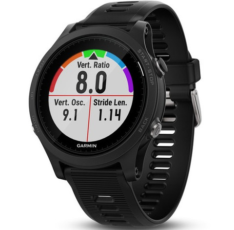 Garmin Forerunner 935 (Black & Grey)