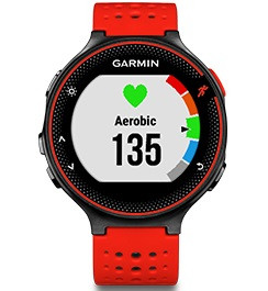 Garmin Forerunner 235 (Lava Red/Black)