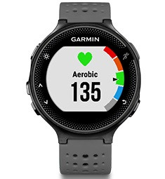 Garmin Forerunner 235 (Gray/Black)