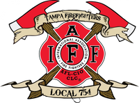 IAFF Local 754 Decal