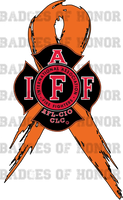 IAFF Leukemia Warrior Shirt