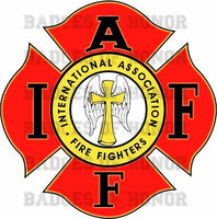 IAFF Wing Cross