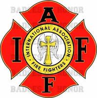 IAFF Wing Cross