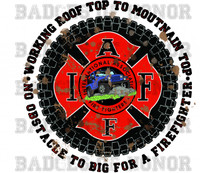 IAFF Off Road Shirt