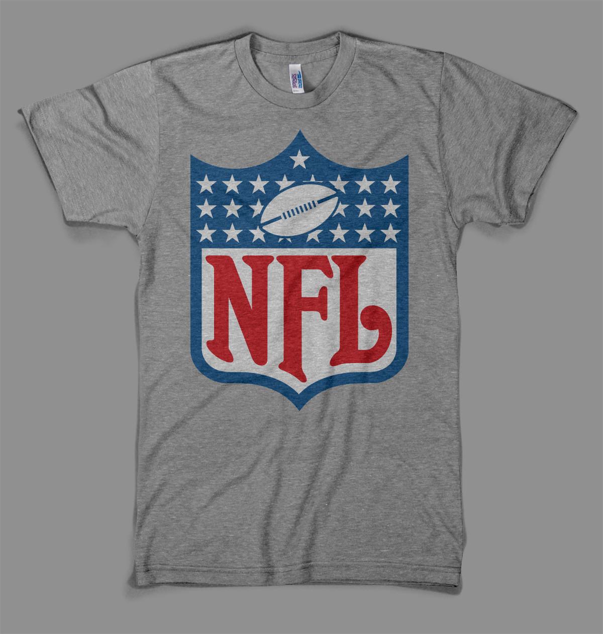 277fc444 IAFF NFL Football Shirt