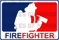 Firefighter League Shirt