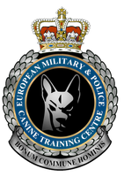 European Military and Police Canine Traning Centere Shirt