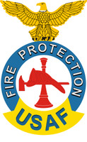 USAF Fire Protection Shirt