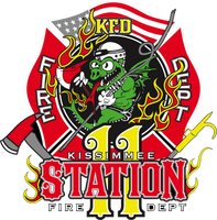 Kissimmee Fire Station 11 Shirt
