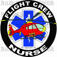 Flight Nurse Shirt