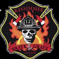 Kissimmee Fire Department Station 12 Shirt