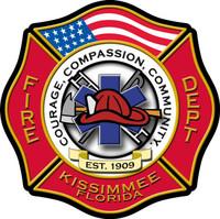 Kissimmee Fire Department Shirt