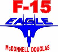 F-15 EAGLE SHIRT