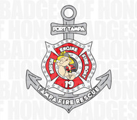 Tampa Fire Rescue Station 19 decal