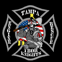 Tampa Fire Rescue Station 4 Shirt v3