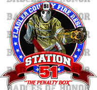 Flagler County Fire Rescue Station 51 Shirt