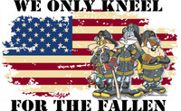 We Only Kneel Shirt