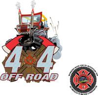 Firefighter Off Road Shirt
