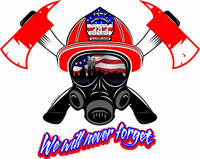 9-11 Firefighter Tribute Shirt