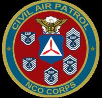 Civil Air Patrol NCO Corps Decal