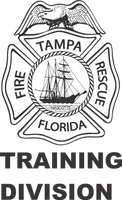 Tampa Fire Rescue Training Instructor shirt