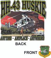 HH-43 HUSKIE Rescue Shirt