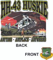 HH-43 HUSKIE Rescue Shirt