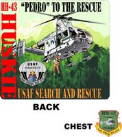 HH-43 Huskie Pedro to the Rescue